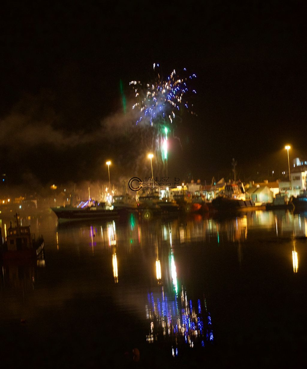A New Year at the Harbour