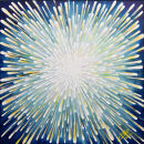 BLISS (Stretched Canvas 70CM x 70CM)_PRIVATE COLLECTION, Pennsylvania, U.S.A.