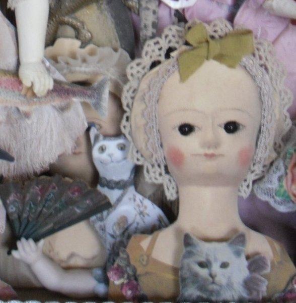 Dolls (detail)