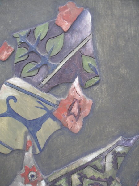 Fragments (detail)