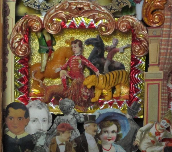 250 Years of Circus (detail)