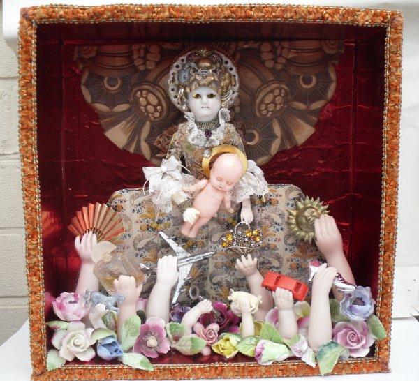 Memento Mori No 5 - Offerings No 1