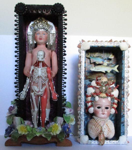 St Barbara and St Radegunde
