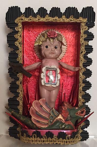 St Margaret of Antioch, patron of childbirth
