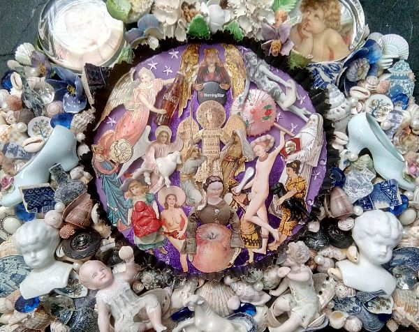 The Fallen Angels (detail)