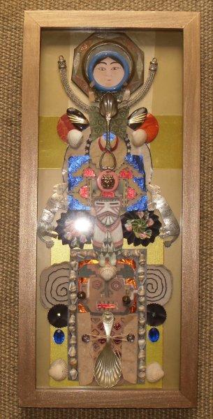 Totem No 1 - Tall Totem