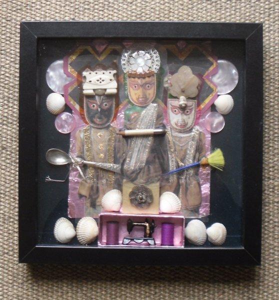 Totem No 3 - Three Idols