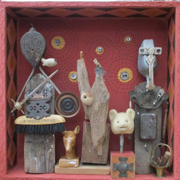The Hunter Gatherers of Creswell Crags Display Their Trophies
