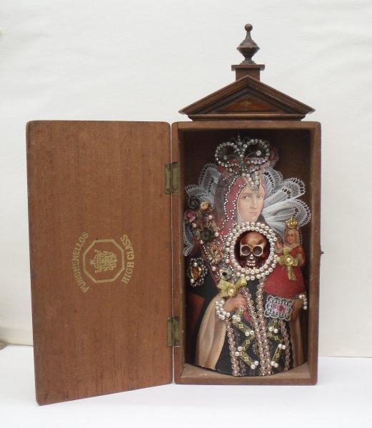 Virgin in a Cigar Box