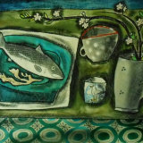 Hawthorn and Fish