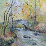 Horner Waters, Oil ws