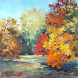 October Splendour. the Old Arboretum ws sold