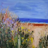 The Gower Dunes 2       Int                             Acrylic Box canvas 50 x 50cm