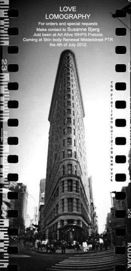 Flat Iron Building New York