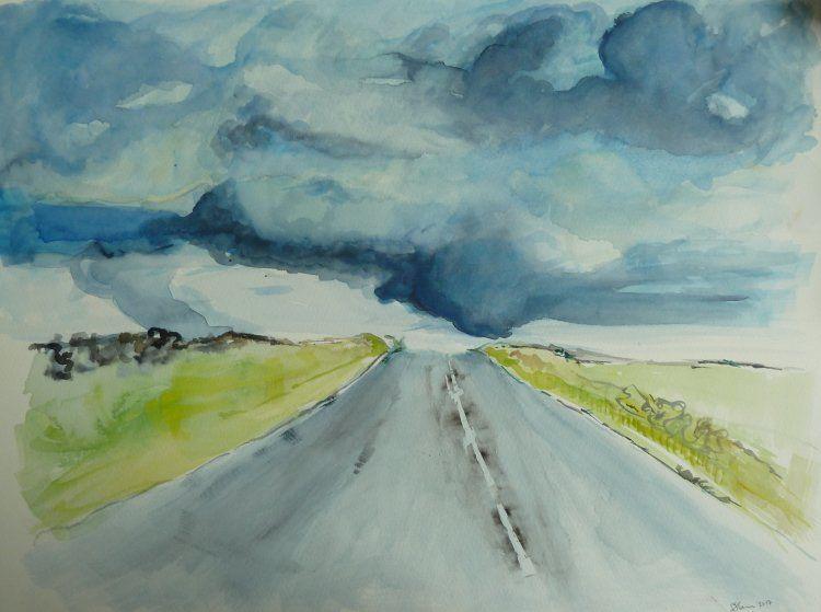 Ravenscar Stormy
