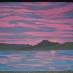 Cuillin Pink III