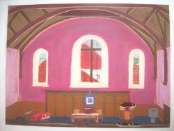 Church Interior Broadford