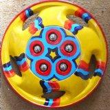 Decorated Wheel Hub
