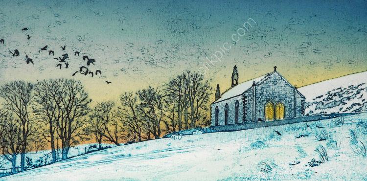 Evensong, Loth church