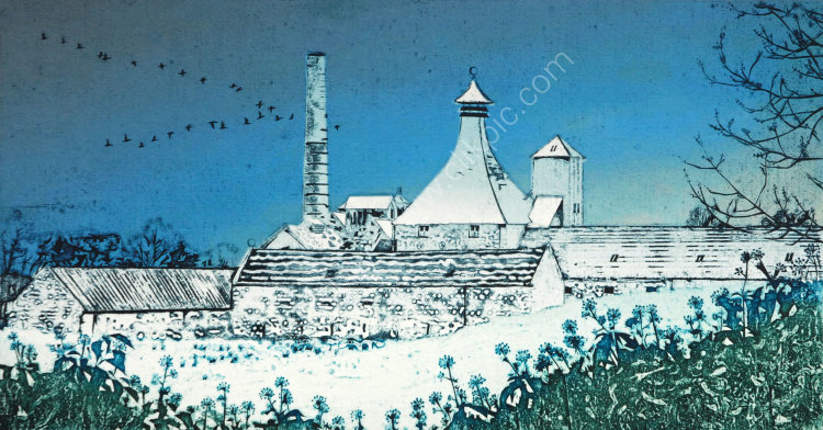 The old distillery, Brora