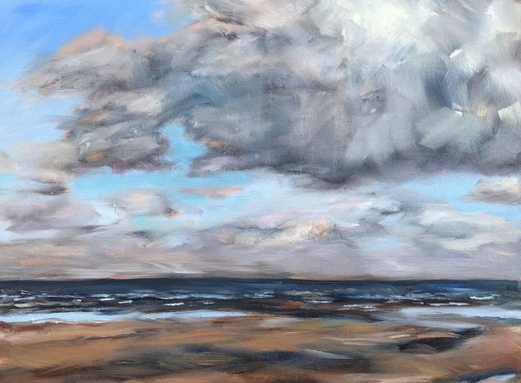 Cloud sketch 2