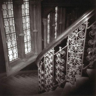 Grand staircase, Midland Grand Hotel (now St Pancras Hotel), London