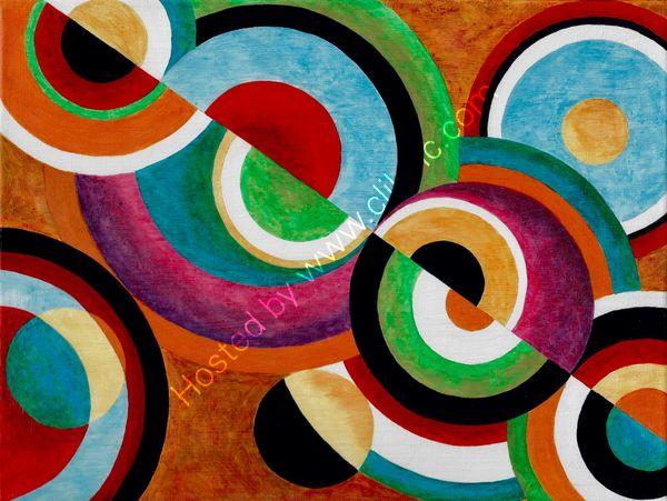 Circular Rhythms No.4