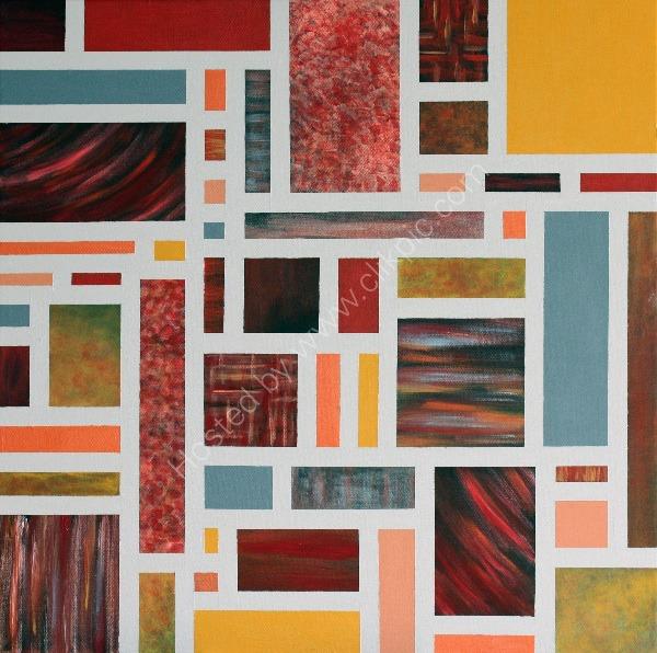 Grid Composition No.3