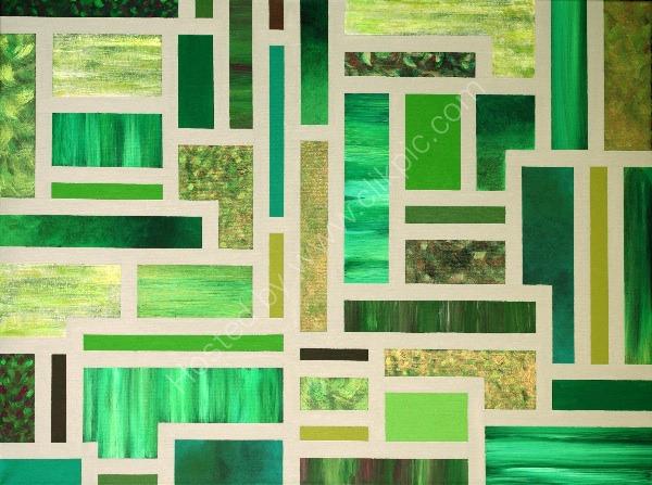 Grid Composition No.5