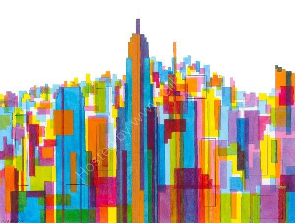 Manhattan Impressions No.2