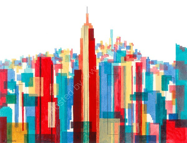 Manhattan Impressions No.1