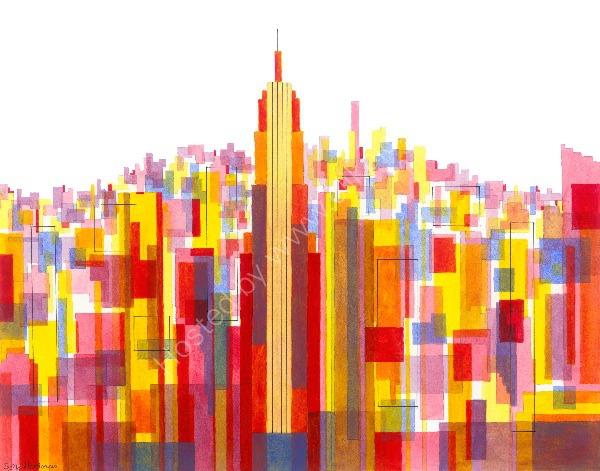 Manhattan Impressions No.3