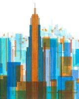 Manhattan Impressions No.4