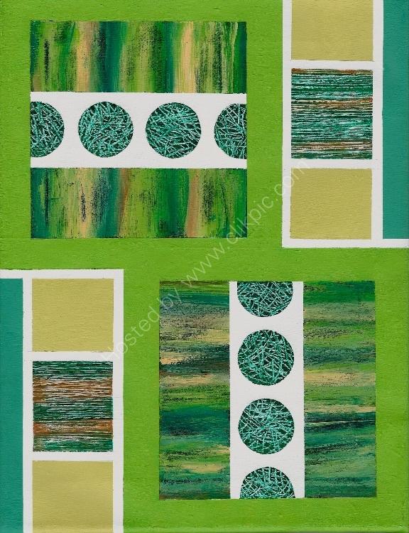 Mini Textural Elements No. 4