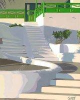 Playa Blanca Shadows
