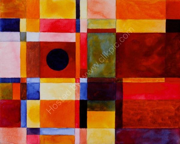 Palette Composition No.1