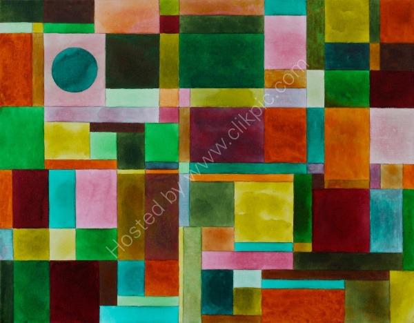 Palette Composition No.3