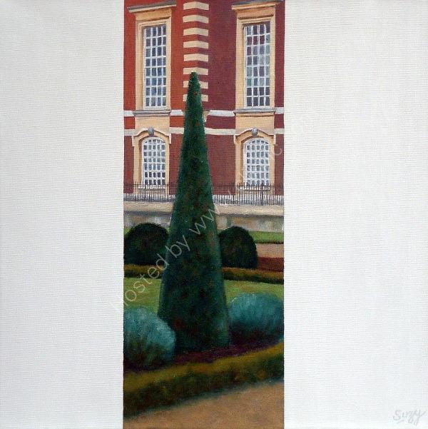 The Privy Garden II