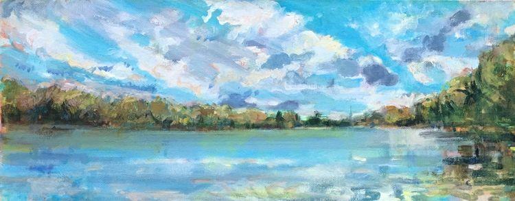 Ellinghams Lake, Early Morning