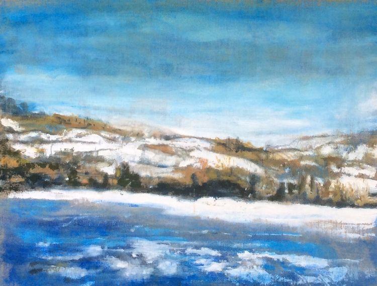 Lullingstone December Snows
