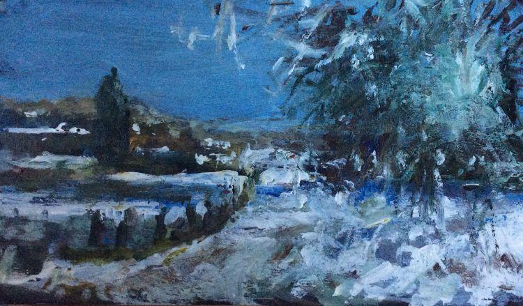Lullingstone Winter