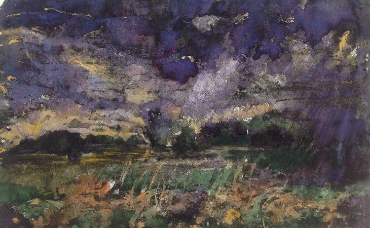 Storm Over Lullingstone February