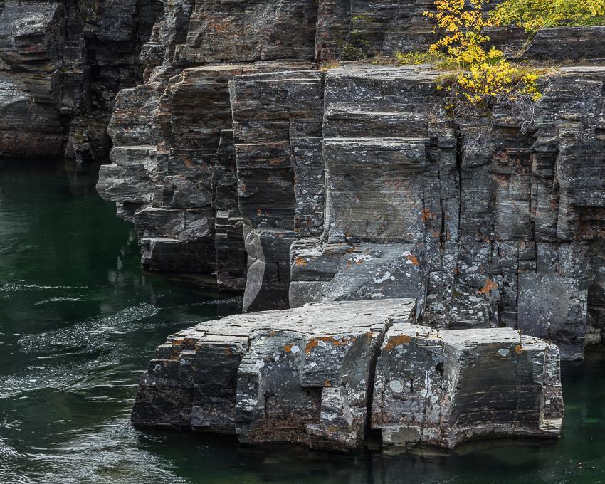 Rocks of Abisko 4
