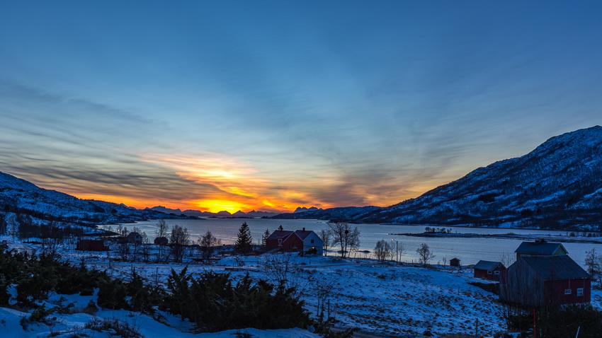 Bluehour Kanstadfjord