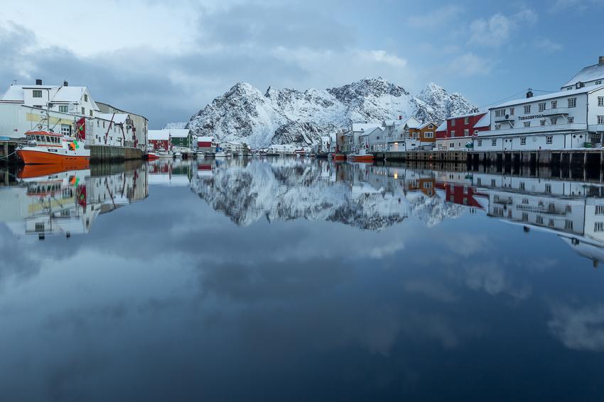 Henningsvær in Lofoten