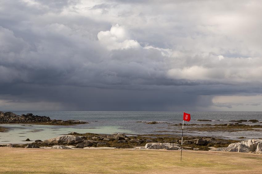 Lofoten golfcourse