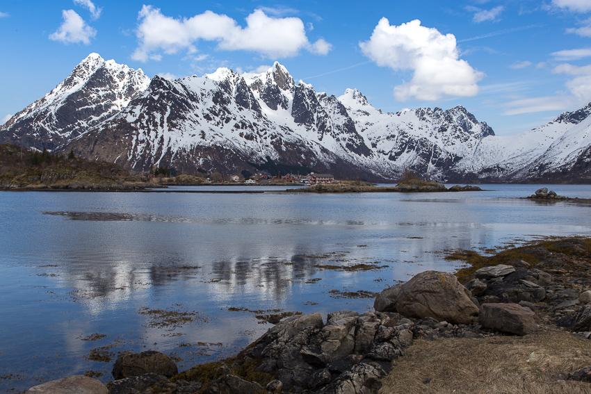 Sildpollen in Lofoten