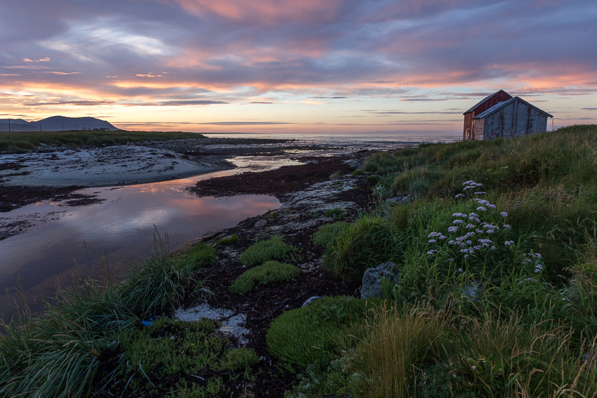 Sunset at Ramsa