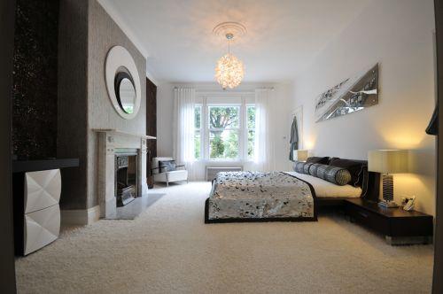 Decadent bedroom, 2012