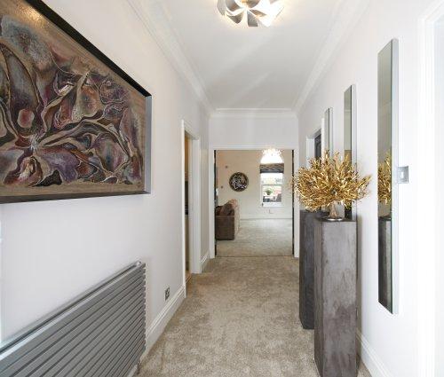 Penthouse hallway 2014